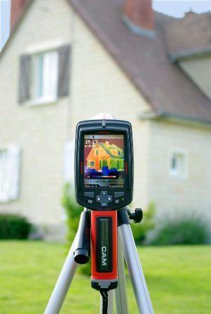 camera thermique MRE